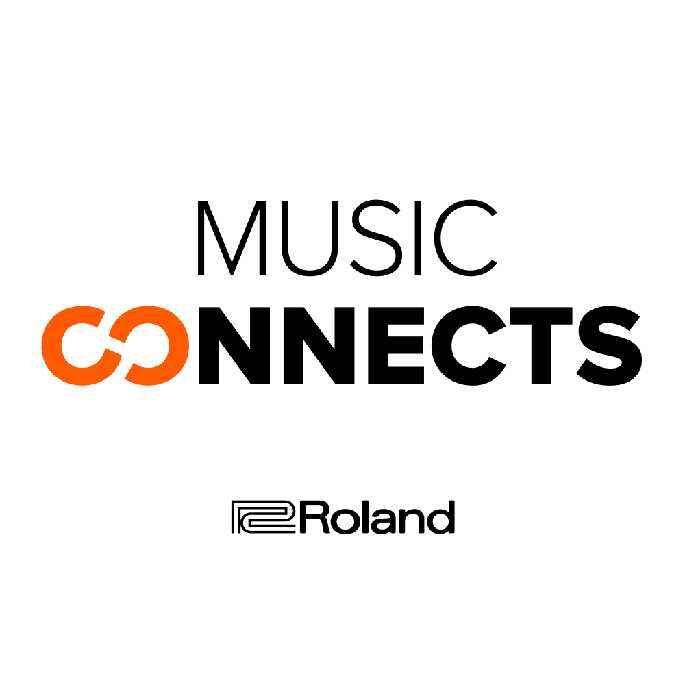 MUSIC CONNECTS Roland