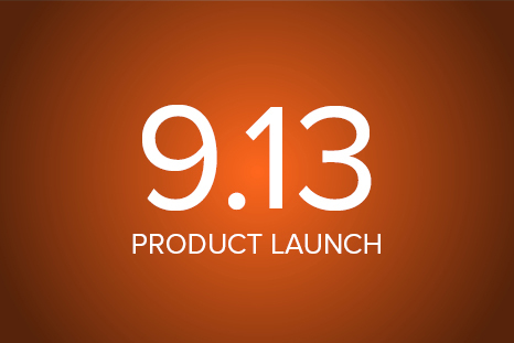 Product launch September 13