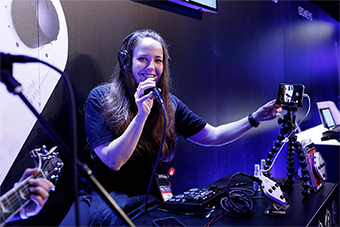Direct from Our NAMM Booth: Product Demos, Highlights, and More