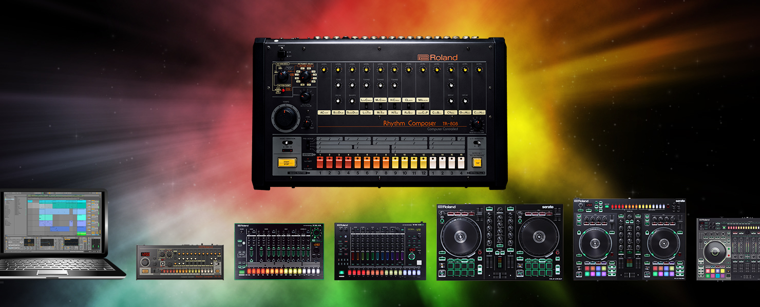 TR-808: the history, the sound and the present
