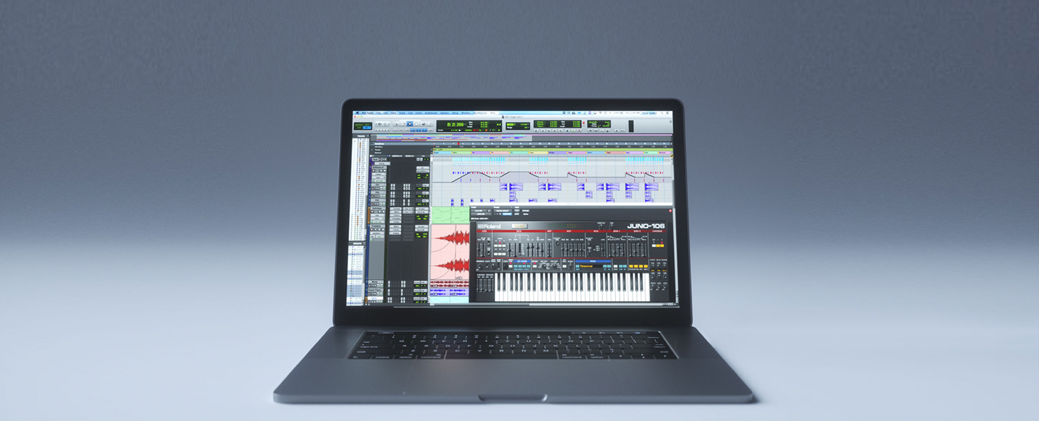 Roland Cloud 5.5 update: Introducing native AAX support for AVID Pro Tools