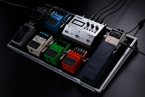 BOSS VE-500 Vocal Performer — Powerhouse Vocal Tools for Your Pedalboard  —