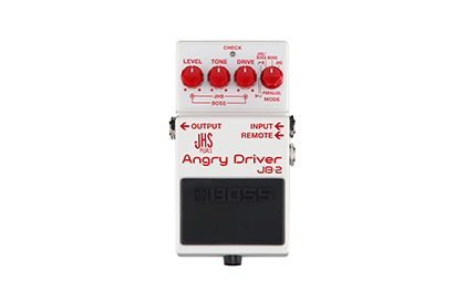 Stompbox Angry Driver JB-2